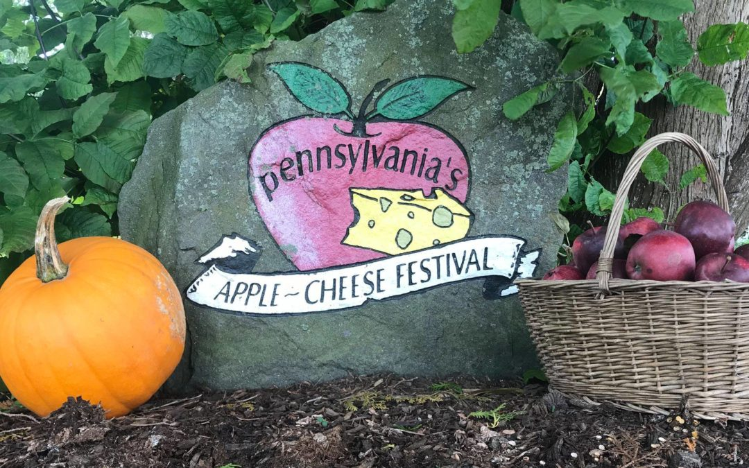 30th Annual Pennsylvania Apple & Cheese Festival