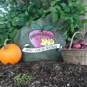30th Annual Pennsylvania Apple & Cheese Festival @ Manley-Bohlayer Farm