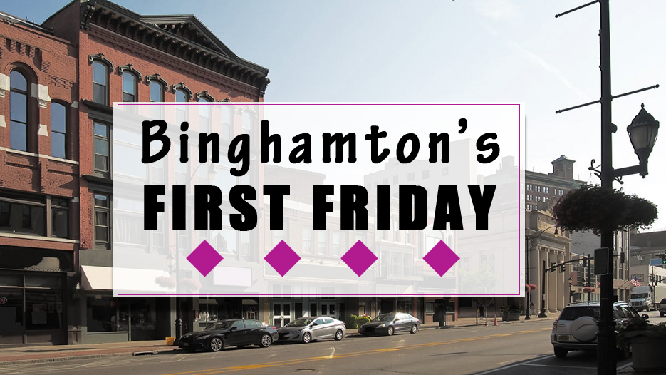 Binghamton's First Friday