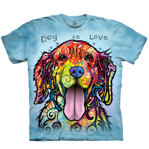 Dog is Love Unisex T-Shirt