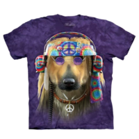 Groovy Dog T Shirt at Animal Care Sanctuary in PA