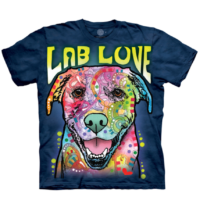 Lab Love T Shirt