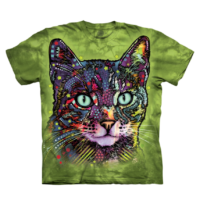 Watchful Cat T shirt