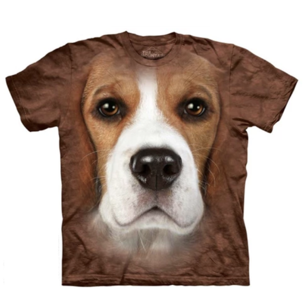 Beagle Face T Shirrt