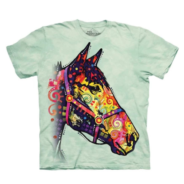 Funky Horse T-Shirt at Animal Care Sanctuary