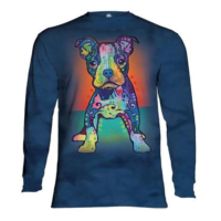 Pit bull Puppy Long Sleeve