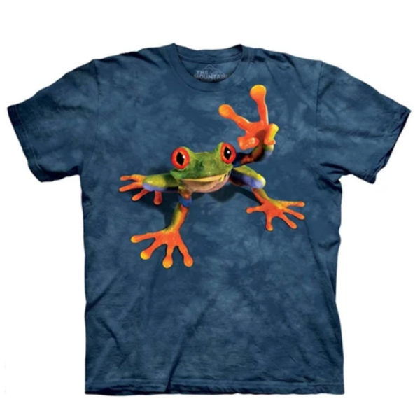 Victory Frog T Shirt