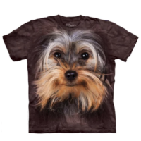 Yorkshire Terrier Face T shirt