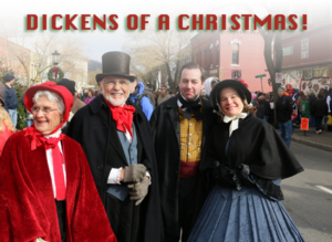 Dickens Of A Christmas @ Downtown Wellsboro