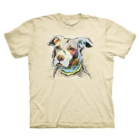 Pitbull T shirt available at Animal Care Sanctuary