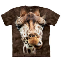 Giraffe T Shirt Available from Animal Care Sanctuary in East Smithfield, PA