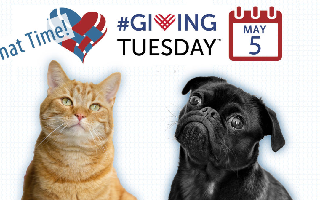 Giving Tuesday is May 5