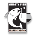 Thirsty Fish Graphic Design
