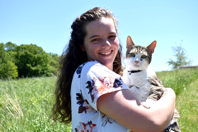 Ashley - Catery Manager at Animal Care Sanctuar