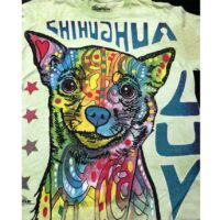 Chihuahua Love T Shirt available at Animal Care Sanctuary