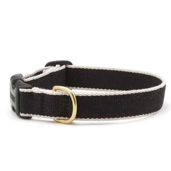 Black and Grey Collar Available at Animal Care Sanctuary