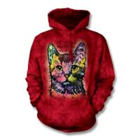 All 9 Lives Hoodie available at Animal Care Sanctuary