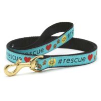 Rescue Dog Leash Available at Animal Care Sanctuary