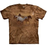 Gold Run T-Shirt at Animal Care Sanctuary