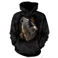 Song of Autumn Hoodie available at Animal Care Sanctuary in East Smithfield, PA