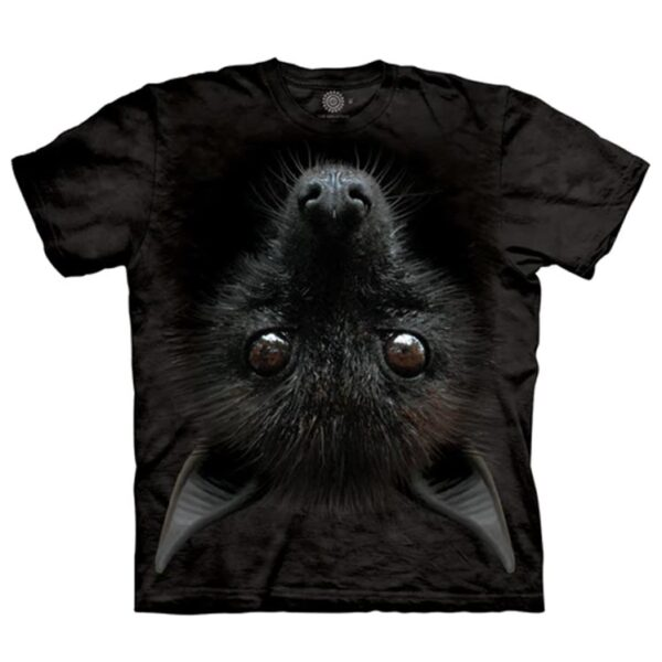 Bat T shirt available at animal care sanctuary