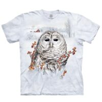 Country Owl T shirt at Animal Care Sanctuary in East Smithfield, PA