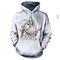 Country Owl Hoodie at Animal Care Sanctuary in East Smithfield, PA