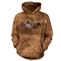 Gold Run hoodie at Animal Care Sanctuary in East Smithfield, PA