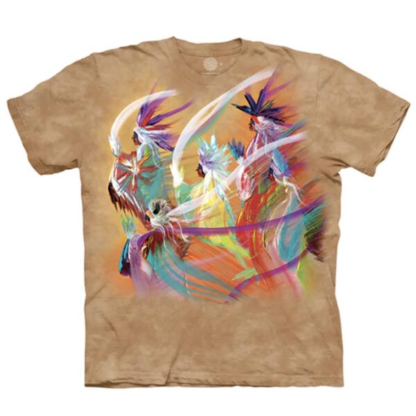 Rainbow Dance t shirt at Animal Care Sanctuary in East Smithfield, PA