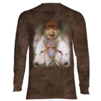 Sacred Transformation Long Sleeve Shirt at Animal Care Sanctuary in East Smithfield, PA