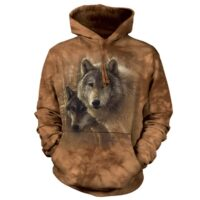 Woodland Companions Hoodie at Animal Care Sanctuary