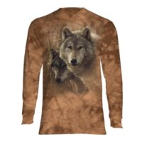 Woodland Companions Long Sleeve shirt at Animal Care Sanctuary