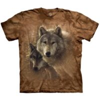 Woodland Companions T shirt at Animal Care Sanctuary