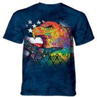 Eagle Patriot t shirt - Dean Russo design