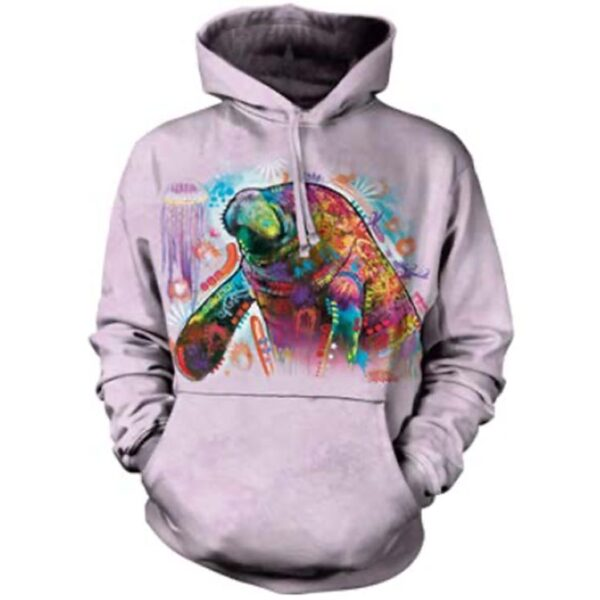 Russo Manatee Hoodie - Dean Russo design