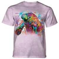 Russo Manatee T-shirt - Dean Russo design