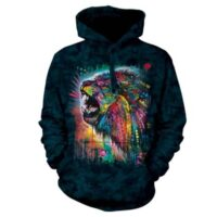 South African Lion Hoodie - Dean Russo Design